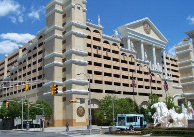 Caesars Transportation Center, Atlantic City, NJ