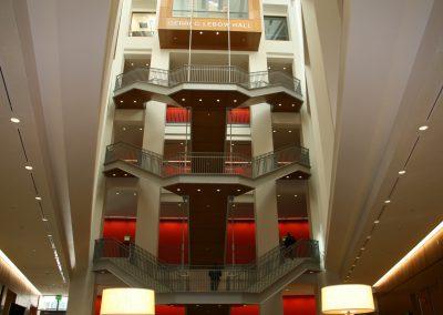 Gerri C. LeBow Hall Monumental Stair, Drexel University, Philadelphia, PA
