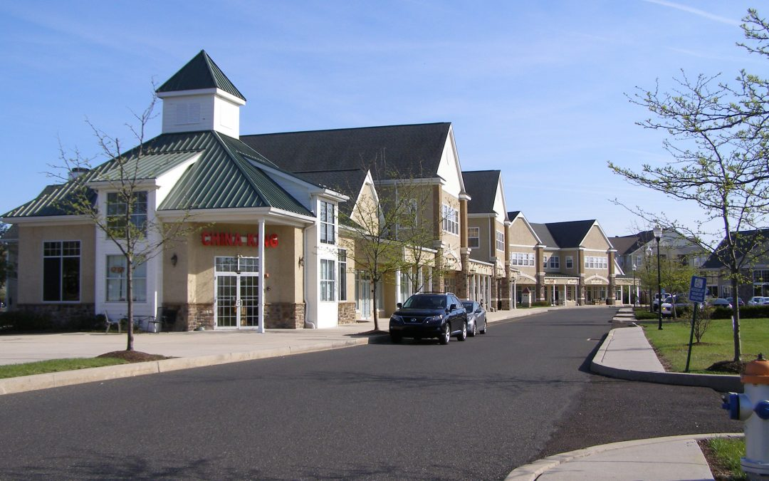 Station Square, North Wales, PA