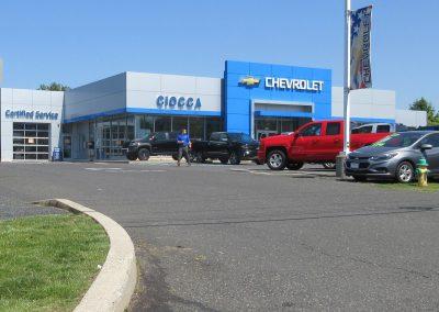 Ciocca Chevrolet, Quakertown, Pa
