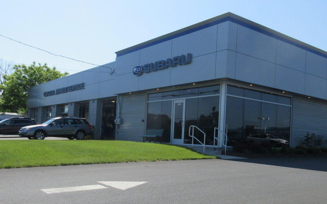 Ciocca Express Service, Allentown, Pa