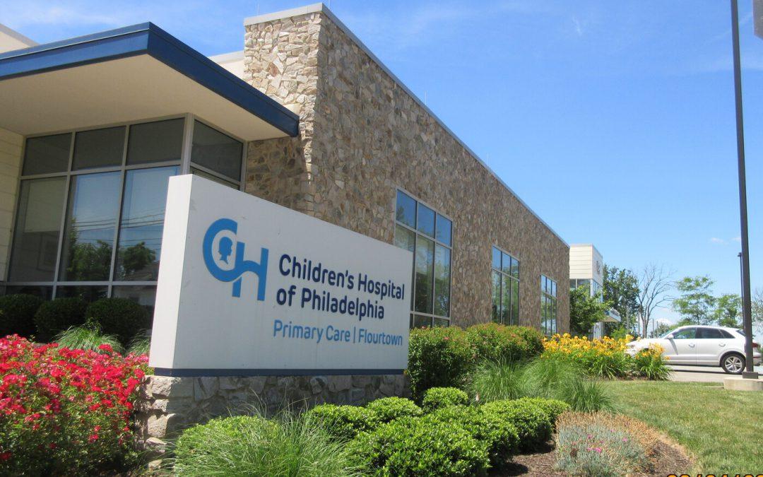 Children's Hospital of Philadelphia Primary Care, Flourtown, PA