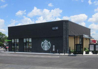 Starbucks 2701 Ridge Pike, Trooper, PA